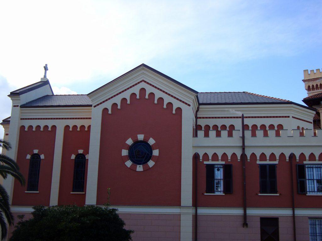 Rifacimento tetto chiesa