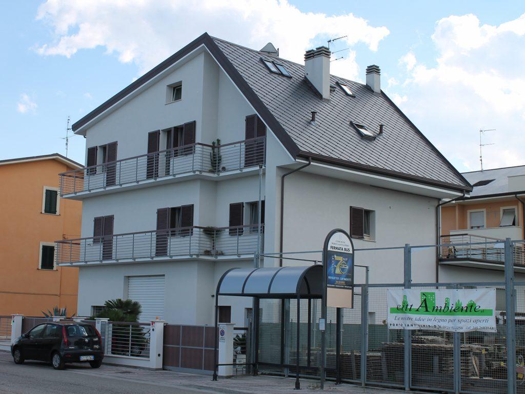 Ristrutturazione abitazione a Porto Sant'Elpidio (MC)