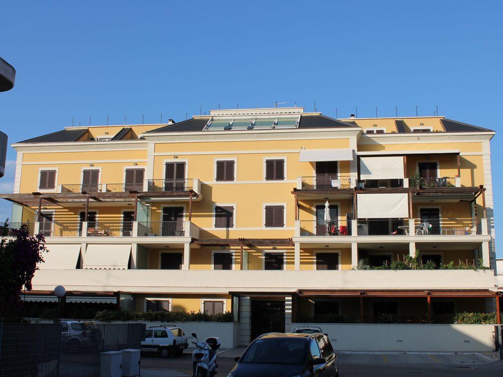 Ristrutturazione condominio a Grottammare