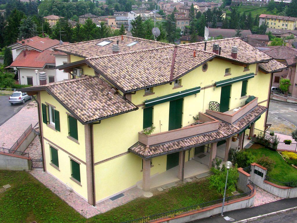 Realizzazione copertura a Castelvetro (MO)